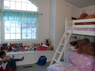 Snowbasin house photo - Girl's bedroom