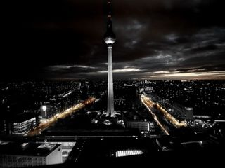Berlin-Mitte apartment photo - Berlin By Night