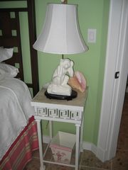 Perdido Key condo photo - Bedside Table in Queen Bedroom