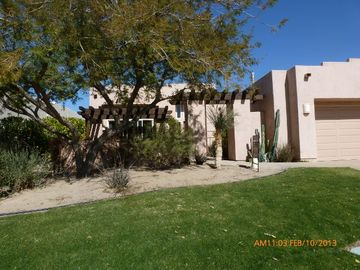 Borrego Springs house rental - Front of house