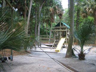 Sea Pines house photo - The Greenwood Forest community playground