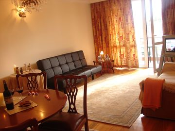 Funchal apartment rental - Nice look of a comfortable sitting room...