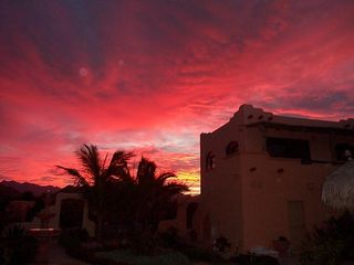 Todos Santos house photo - Sunrise at Villa Puesta del Sol