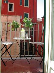 Lerici apartment photo - Balcony