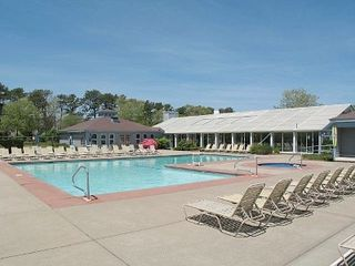 Brewster Ocean Edge Resort condo photo - Fletcher Outdoor Pool