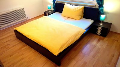 Apartment in Linz with Internet, Parking, Terrace, Washing machine (445253)