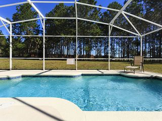 Highlands Reserve villa photo - Large inviting pool with lots of Deck space to Sun Bath all day long