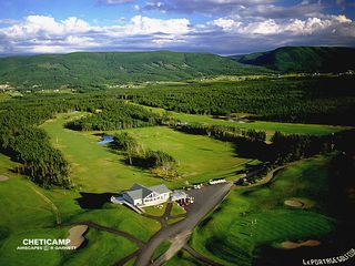 Cheticamp house photo - Le Portage 18 Hole Golf Course (10 minutes away)