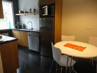 Reykjavik apartment photo - Kitchen with dinette.