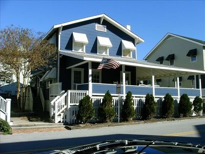 Clic Cottage In The Heart Of Wrightsville Beach