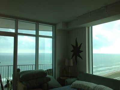 full living room view