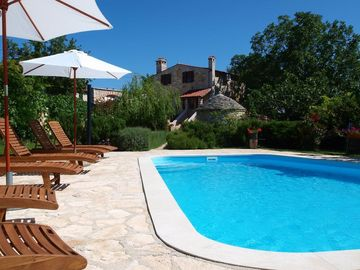Svetvincenat villa rental