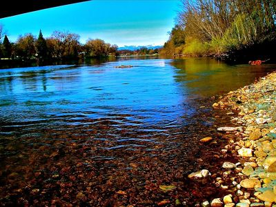 Redding house rental - The Sacramento River