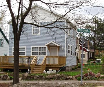 Michigan City house rental