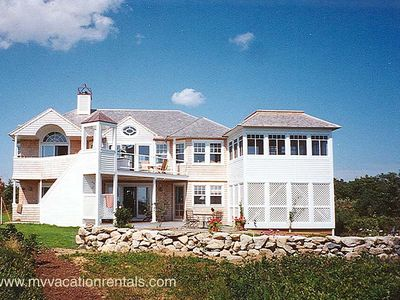 Edgartown house rental - Exterior of House