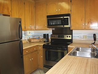 Seacrest Beach condo photo - Fully equipped kitchen