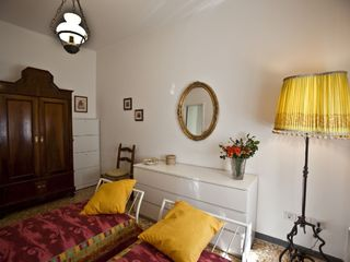 Bologna apartment photo - IL NESPOLO is furnished mostly with antiques, craft.