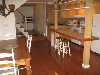 In the Heart of Downtown Newport  Newly Renovated Condo - Weekly or longer only!