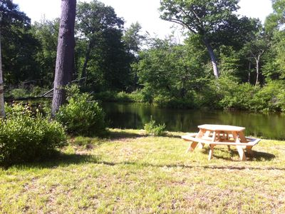 Your backyard on Lovell River!