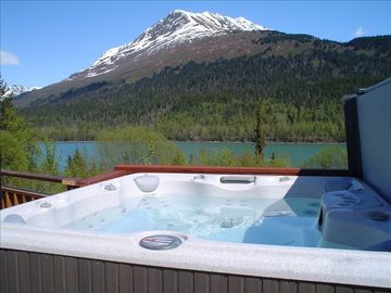 Wild Rose Hot Tub