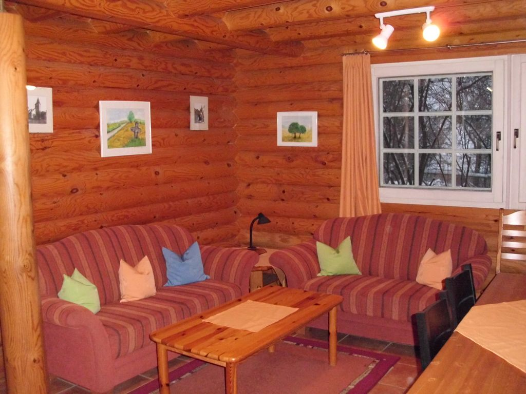Blockhouse margie: holiday pleasure in the cosy blockhouse with ...