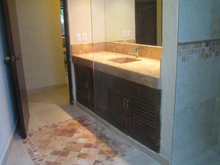Puerto Vallarta condo photo - Newly renovated bathrooms.