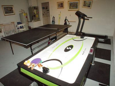 Games Room / Gym