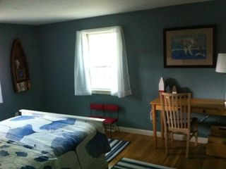 Orleans house photo - blue bedroom