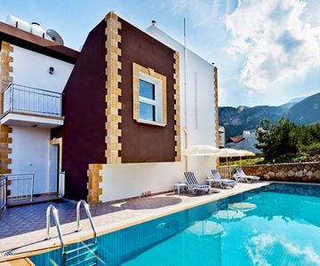 4 Bedroom Villa Lagoon in Catalkoy, North Cyprus