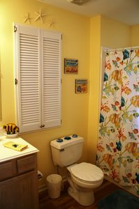 Guest Bathroom.
