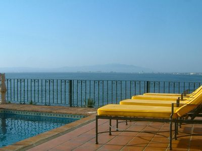 PRIVATE Heated Pool overlooking Bay of Banderas. 270 degree views!!!