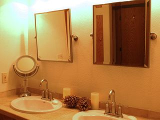 Incline Village house photo - Master Vanity area