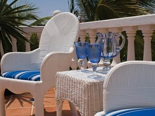 Orient Bay villa photo - additional outside seating