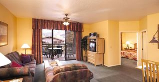 Sedona condo photo - Living Room
