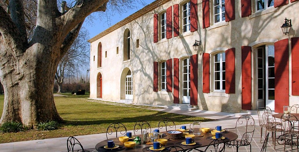 Luxury accommodation, with pool , Avignon, France