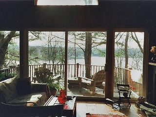 Athens - Sleepy Hollow Lake house photo - On a clear day