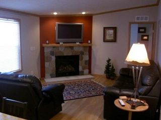 Wisconsin Dells cabin photo - Family Room