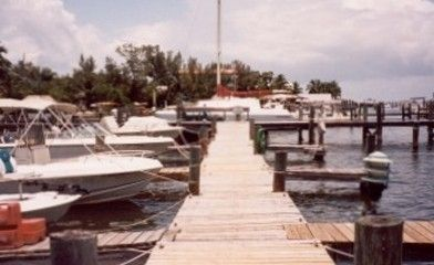 Private Marina with Complimentary Boat Slips