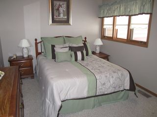 Galena townhome photo - Upper level Bedroom