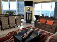 Ocean Front,12th floor 3 bed plus bunks - Sleeps 10