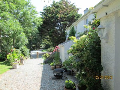 Beautiful Self-Catering Cottages in private location, near to Beaches. - Penrhyn Mawr Cottage