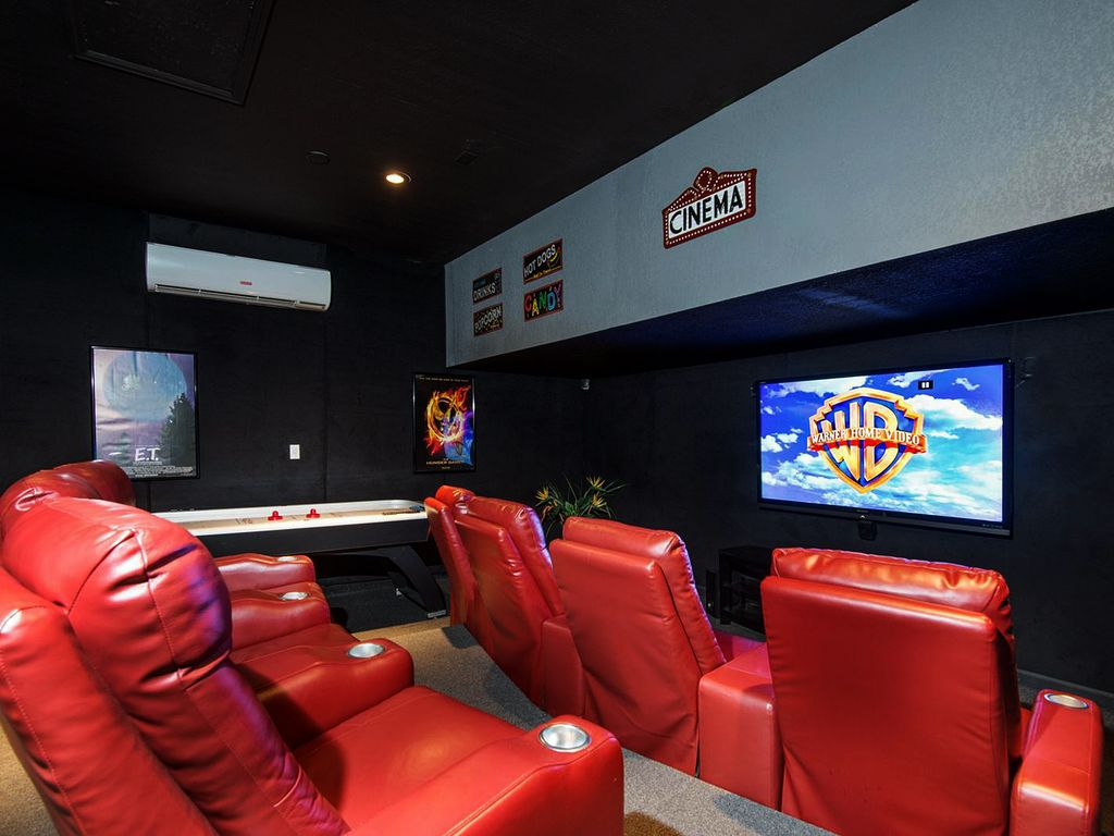 Closest To Disney Vrbo Top Pick Pool Theater Vrbo