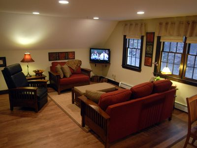 The Apartment Living Area
