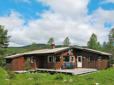 Vacation home Nylund  in Hovden, Southern Norway - 6 persons, 3 bedrooms