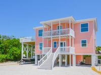 Brand New Home Located Across The Street From The Beach!