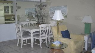 Chateau La Mer condo photo - Dining Area