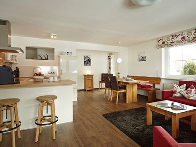 5 apartments for 2 - 6 pers. Dream location, mountain railways, including Ski.- Rodelpaß - Steinbock *****