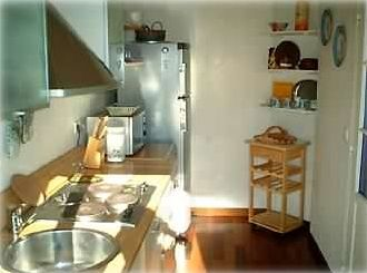 Equip. kitchen: dishwasher, burners, microwave, wash.machine, fridge, freezer...