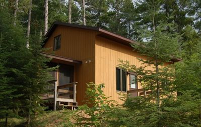Vacation rentals by owner boulder junction wisconsin for Vrbo wisconsin cabins