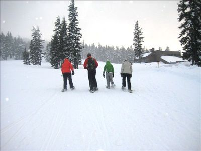 Mount Bachelor snow-shoeing, awesome skiing, dog-sledding, cross country & more!